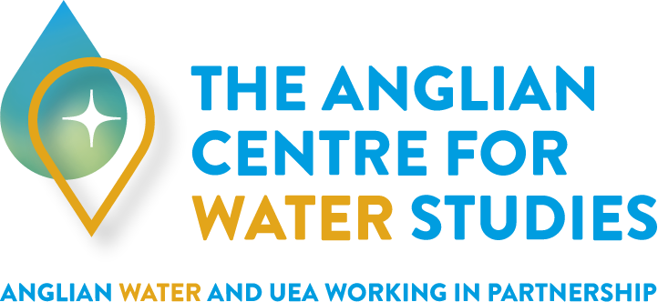 The Anglian Centre for water studies logo